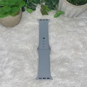 38/40mm Light Gray Apple Watch Band